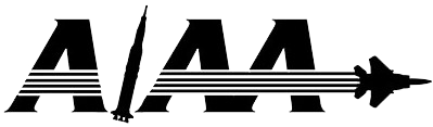 AIAA Logo, click to visit American Institute of Aeronautics and Astronautics page.