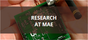 Research at MAE