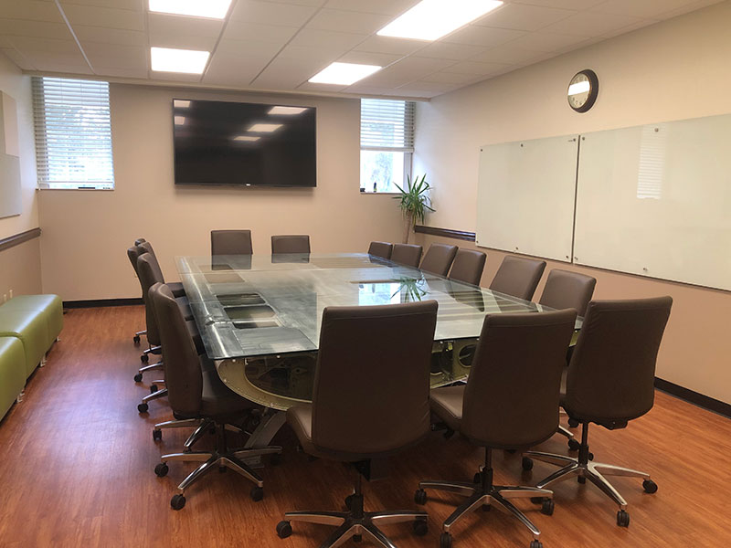 Photo of the MAE-A 221 Conference Room, click to view full image.