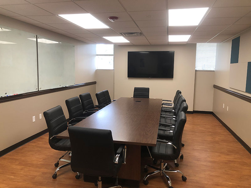 Photo of the MAE-B 237 Conference Room, click to view full image.