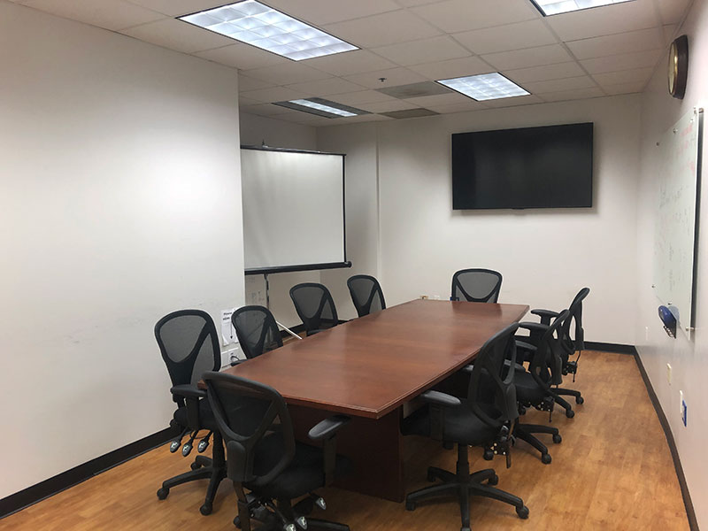 Photo of the NEB 138 Conference Room, click to view full image.