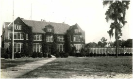 Historic UFL Campus Picture