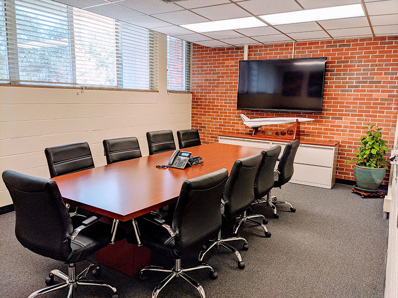 Photo of the MAE-A 231C Conference Room, click to view full image.