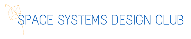 SSDC Logo, click to view the Space Systems Design Club page.