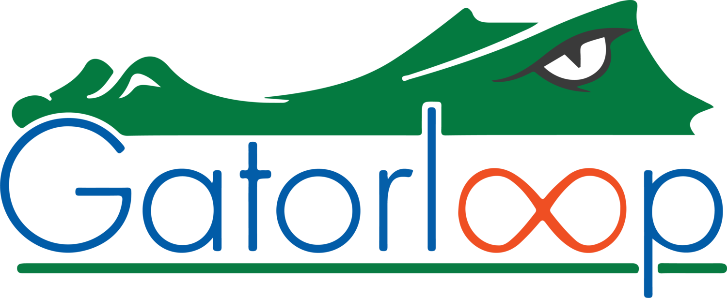 Gatorloop Logo, click to visit Gatorloop page.